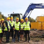 Breaking Ground at the Former Tops Club, Argent Street