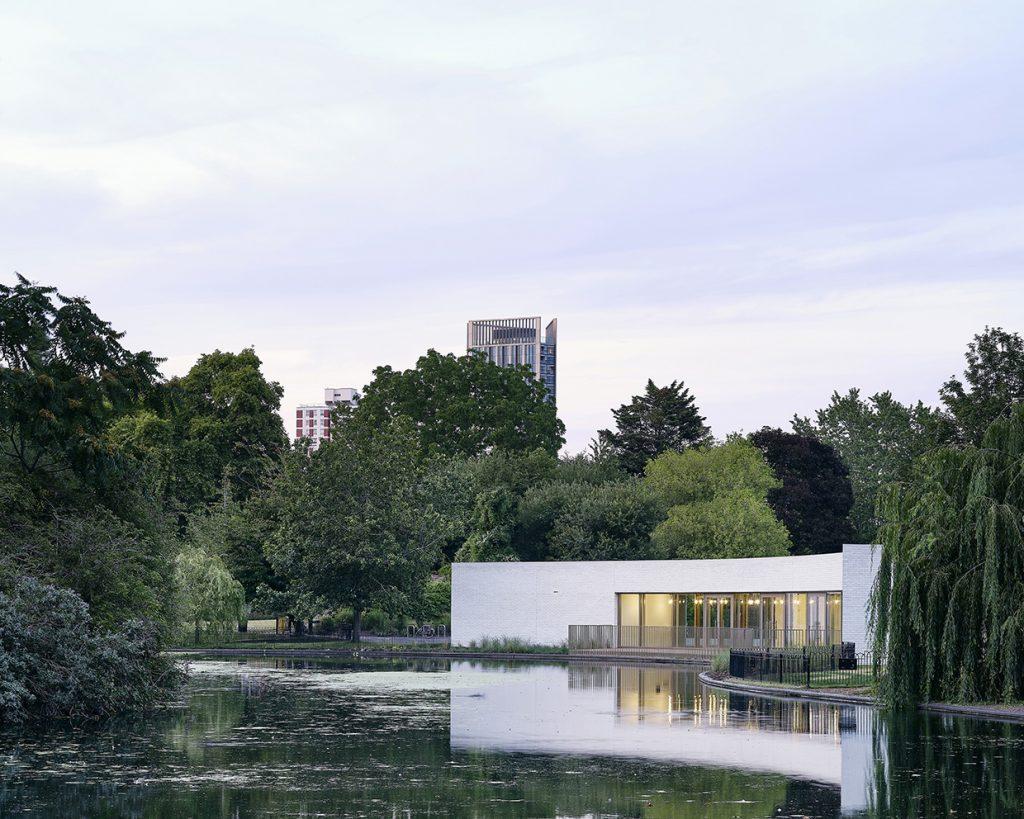 Southwark Park Pavilion