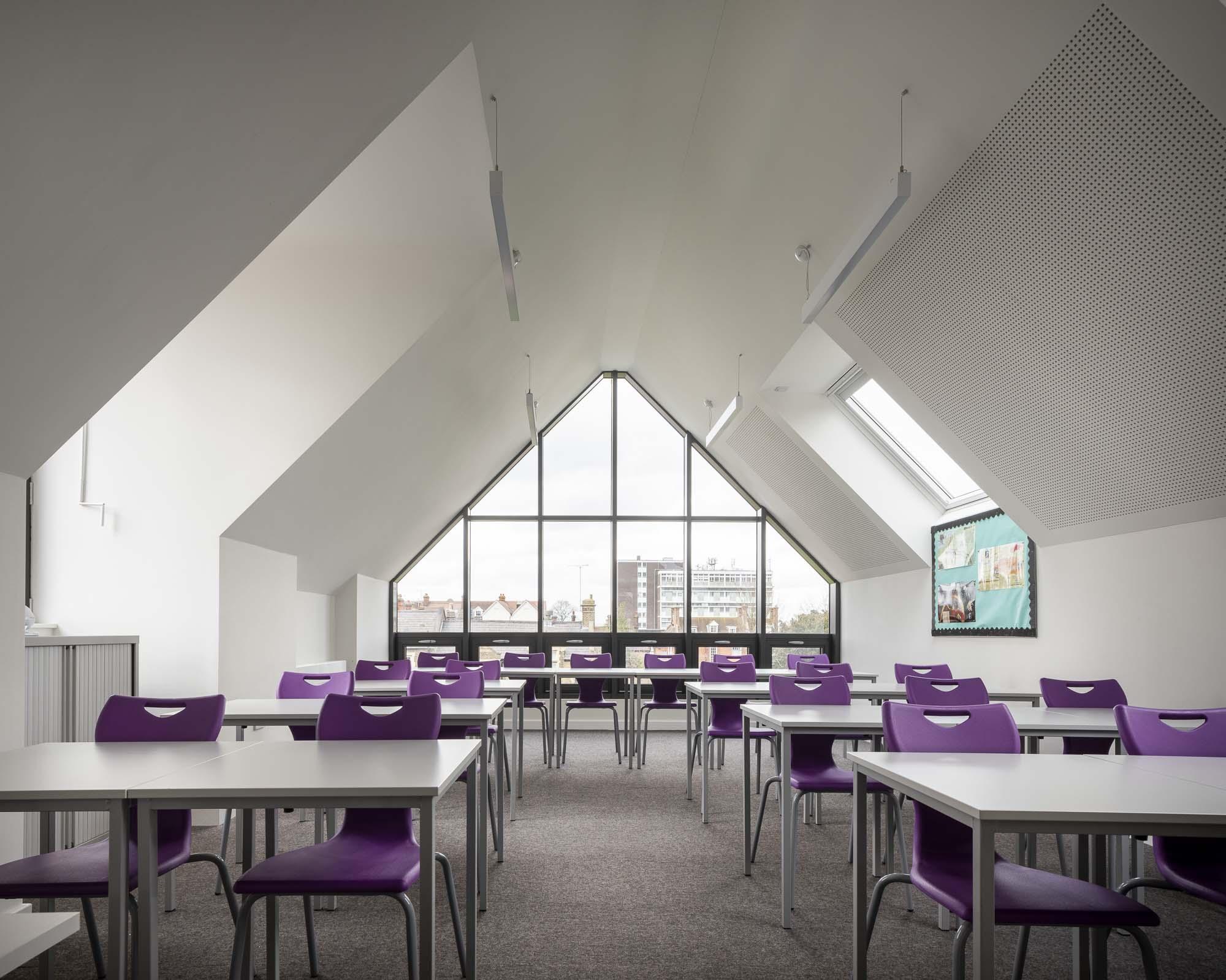 Brentwood School Reception & Ashton Building