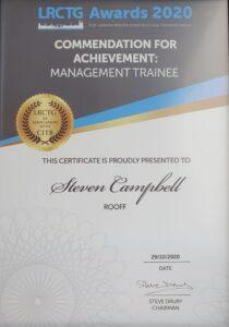 LRCTG Award