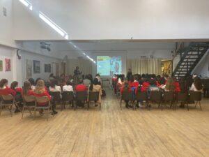 City of London Girls School Assembly